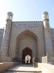 026_Fergana Valley  Kokand, Khudayarkhans Palace, XIX Century