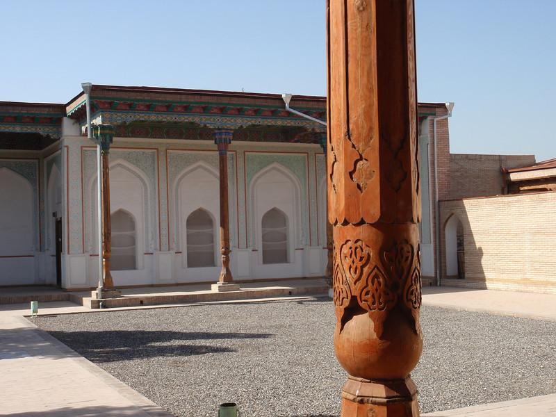 037_Fergana Valley  Kokand, Khudayarkhans Palace, XIX Century
