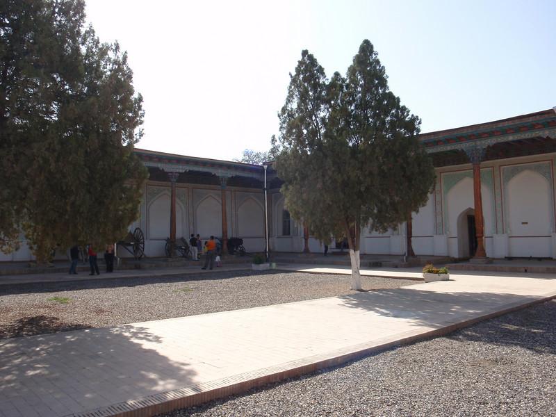 033_Fergana Valley  Kokand, Khudayarkhans Palace, XIX Century