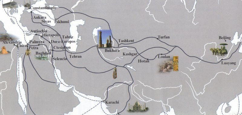 003_Uzbekistan is at the heart of the Silk Road