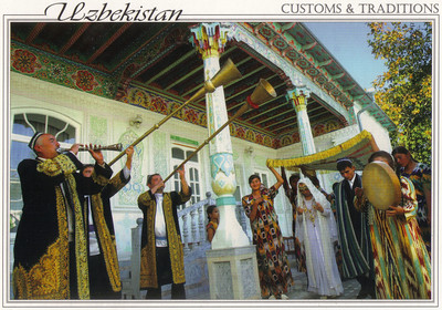 014_Traditional Uzbek Wedding