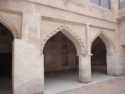 037_Beit Sheikh Isa bin Ali  The Sheikh Quarter  Stuc Ornamentation