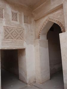 034_Beit Sheikh Isa bin Ali  The Sheikh Quarter  Stuc Ornamentation