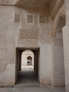 036_Beit Sheikh Isa bin Ali  The Sheikh Quarter  Stuc Ornamentation