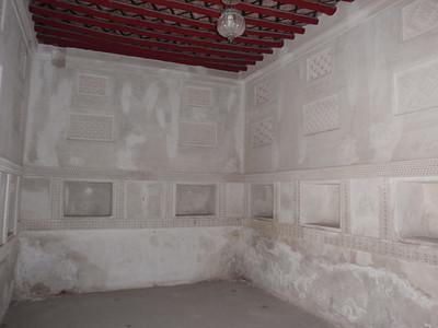 031_Beit Sheikh Isa bin Ali  Sheikh Quarter  Living Room  Stuc Ornament