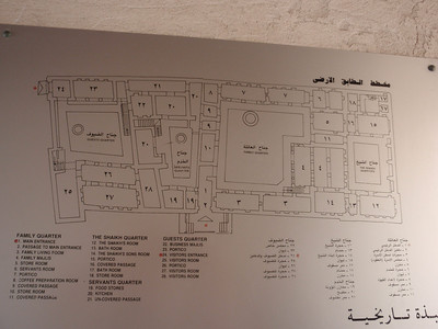 022_Ground Level  Guest, Family Quarter and Sheikh Quarter