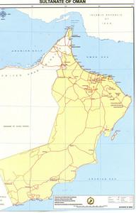 001_Sultanate of Oman  2700km of Coastline  Poulation 3 1 millions