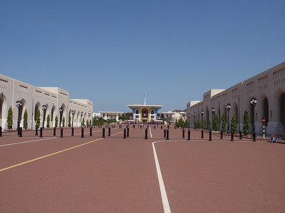 034_Al Aalam Palace  Official Residence of Sultan Qaboos