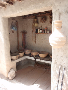 042_Muscat  Bait Al-Zubair Museum  Household Tools