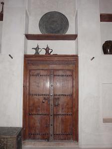 191_Jabrin Castle  2nd  Fl  Iman's Majlis, Sun and Moon Room