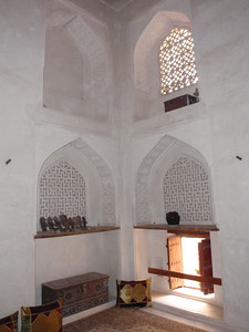 194_Jabrin Castle  2nd  Fl  Iman's Majlis, Sun and Moon Room