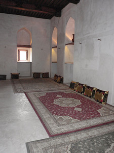 184_Jabrin Castle  1st  Floor  Public Reception Rooms