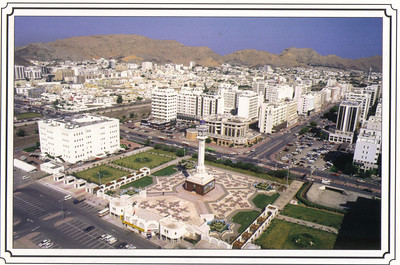 009_Muscat  The Capital  Population 1 Million