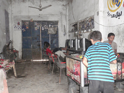 491_Zabid Old Town  The Arcade  Gameroom for kids
