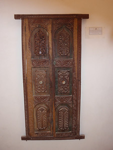 653_Sayun  Sultan's Palace  Door