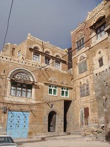 262_At-Tawila  Yemeni Tower Houses Made of Stone