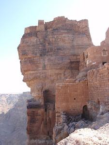 176_Al-Zakatain Fort  On side, Huge Grainnaries and Water Cisterns