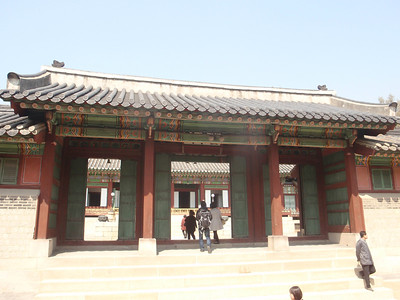 074_Seoul City  Changdeokgung Palace  Daejojeon and Vicinity  Residence of the king and queen jpg