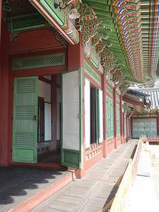 076_Seoul City  Changdeokgung Palace  Daejojeon and Vicinity  Residence of the king and queen jpg