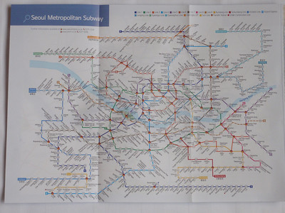 006_Seoul Subway Map jpg