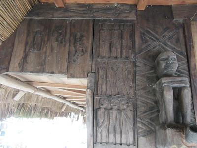 726_Bangaan Village and Rice Terraces  Ifugao Native House