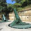 160_Corregidor Island  The Battery Way  Range of 8 3 miles  Shell of 1,000 pounds
