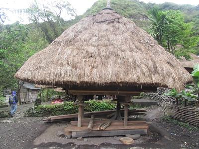 723_Bangaan Village and Rice Terraces  Ifugao Native House