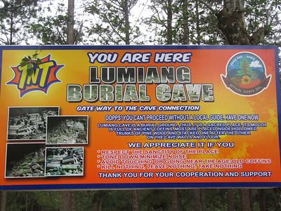 497_Sagada  Lumiang Burial Cave