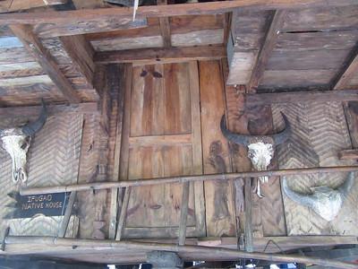 724_Bangaan Village and Rice Terraces  Ifugao Native House