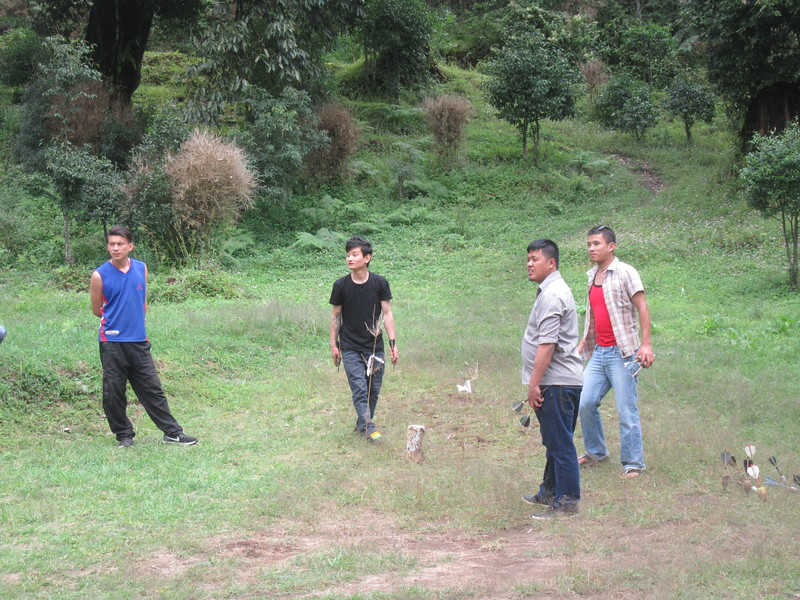 320_Jigme Dorji National Park  Royal Botanical Park  Lampelri Precinct