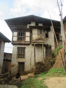 338_Wangdue Valley  Newari Village