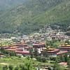 156_Thimphu  Tashicho Dzong (Monastery-Fortress)  1641  The traditional summer capital of Bhutan