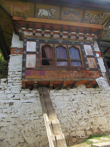 121_Takstang Gompa  Late H H  Je Khenpo Geshey Guenden Rinchen was born in fire Tiger Year 1926, in this cave to Father Kunzang Dorji and Mother Chokey