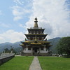 263_Punakha Valley  Khamsum Yulley Namgyal Chorten  30 meters high