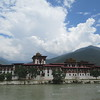 271_Punakha Dzong  Je Khenpo is the highest religious office in Bhutan, and the formal head of the Drukpa sect