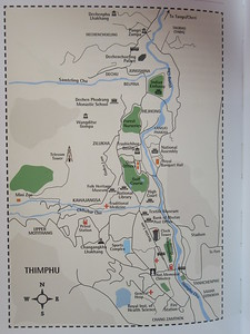 139_Thimphu  2,400m  Ressembles a large, widely dispersed village rather than a capital