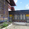 087_Upper Paro Valley  Kyichu Lhakhang  One of Bhutan's oldest, most venerated and most beautiful temples
