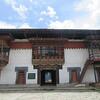 412_Gantey  Gangtey Gompa  17th century  Monk school  130 monks