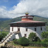 055_Paro  Ta Dzong  1649  An ancient watchtower which in 1968 was converted to house the National Museum