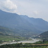 235_Punakha Valley  Relatively low altitude 1300 m  Served as Bhutan's capital for over 300 years