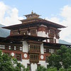 275_Punakha Dzong (Monastery-Fortress)  The entire dzong is 180m long and 72 wide
