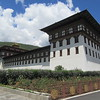 163_Thimphu  Tashicho Dzong  Houses all the government departments and ministries, the throne room of the King, the National Assembly chambers