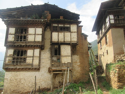 335_Wangdue Valley  Newari Village