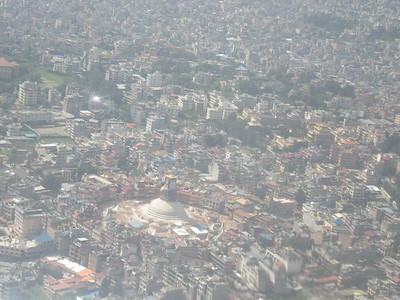008_Kathmandu  View from the Sky