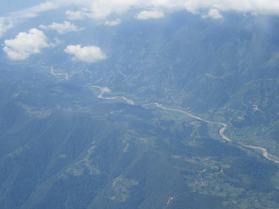 004_Nepal  View from the Sky