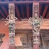 165_Patan  Durbar Square  Mul Chowk  The three stories octogonal temple of Taleja Bhawani  1667