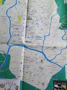 012_Kathmandu and Patan  Map