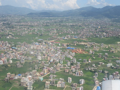 006_Kathmandu  View from the Sky