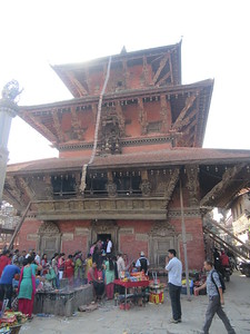 168_Patan  Durbar Square