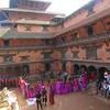 095_Patan  Durbar Square  Mani Kesab Narayan Chwok  Degu Taleju Temple